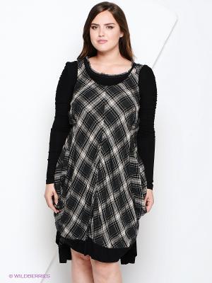 Платье Iconoclast. Цвет: серый