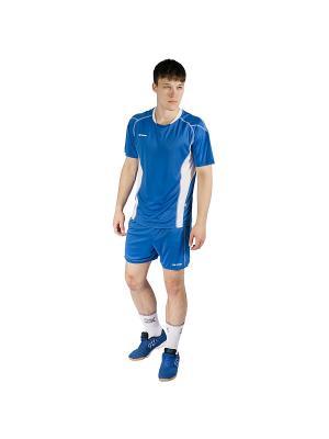 Футболка волейбольная Energy 2K. Цвет: синий, белый