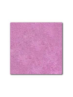 Полотенце банное 50X100 см KIDONLY. Цвет: сиреневый,бледно-розовый