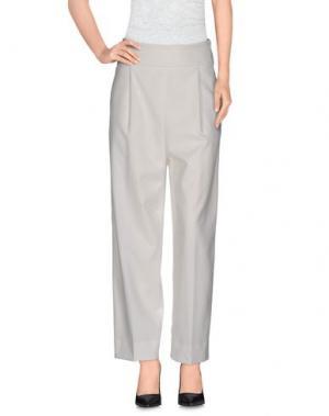Повседневные брюки ARGONNE. Цвет: белый