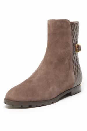 Ботинки The Seller. Цвет: светло-коричневый