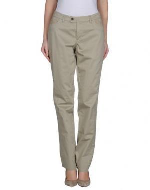 Повседневные брюки JECKERSON. Цвет: серый