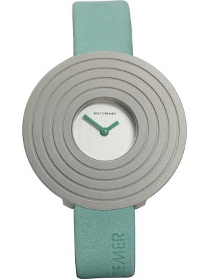 Часы Rolf Cremer Solea Turquoise. Цвет: голубой