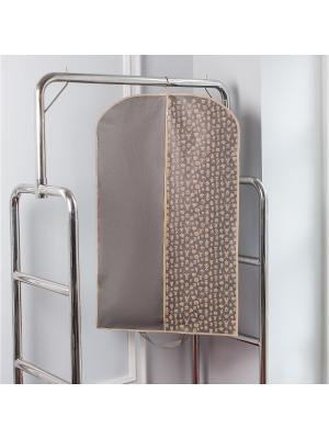 Чехол для одежды Hipster Animals (100х60 см) Homsu. Цвет: серый, бежевый
