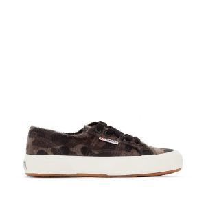 Кеды Sneaker Camo SUPERGA. Цвет: камуфляжный рисунок
