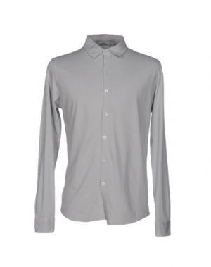 Pубашка FABIO MODIGLIANI. Цвет: светло-серый