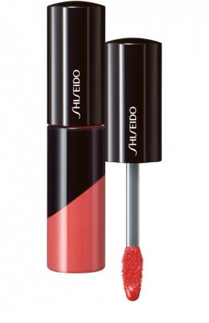 Блеск для губ Lacquer Gloss OR 303 Shiseido. Цвет: бесцветный