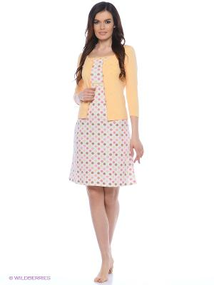 Комплект Milana Style. Цвет: розовый