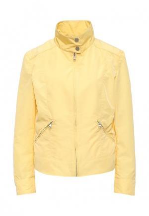 Куртка Camomilla. Цвет: желтый