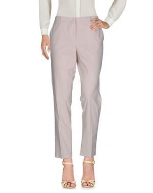 Повседневные брюки BLUE LES COPAINS. Цвет: песочный