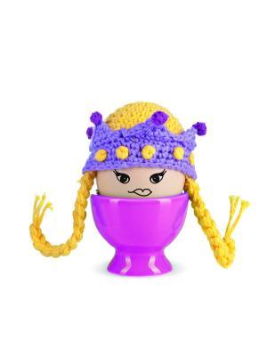Чехол для яиц Egg Bandit Donkey. Цвет: розовый