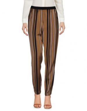 Повседневные брюки .TESSA. Цвет: хаки