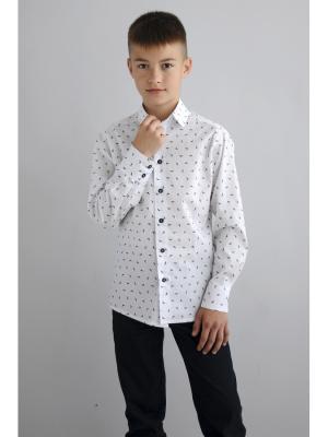 Рубашка Aster. Цвет: белый