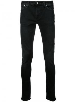 Джинсы скинни Lin Nudie Jeans Co. Цвет: none