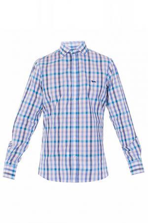 Рубашка Harmont&Blaine. Цвет: клетка