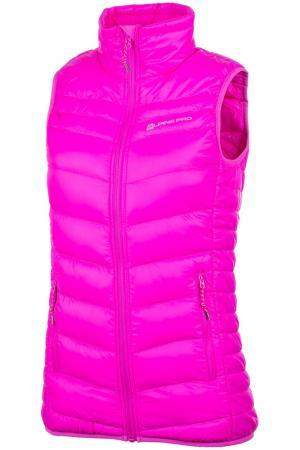 Жилет Alpine Pro. Цвет: розовый