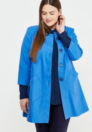 Жакет Lina. Цвет: синий