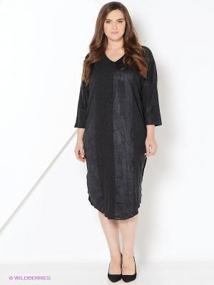 Платье МадаМ Т. Цвет: черный
