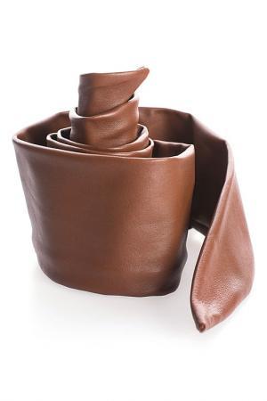 Ремень Emporio Armani. Цвет: коричневый