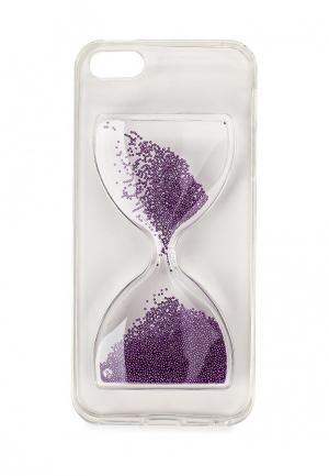 Чехол для iPhone New Case. Цвет: фиолетовый