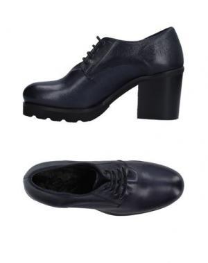 Обувь на шнурках KEB. Цвет: темно-синий