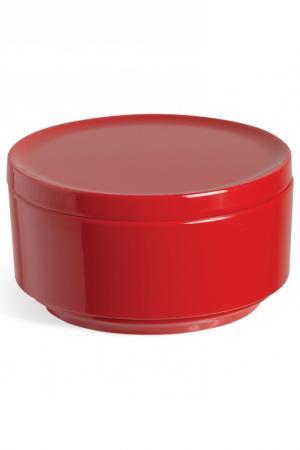 Контейнер для хранения STEP UMBRA. Цвет: красный