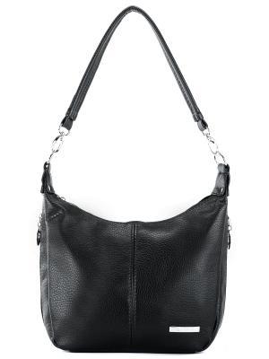 Женская сумка S.LAVIA 35860101. Цвет: черный