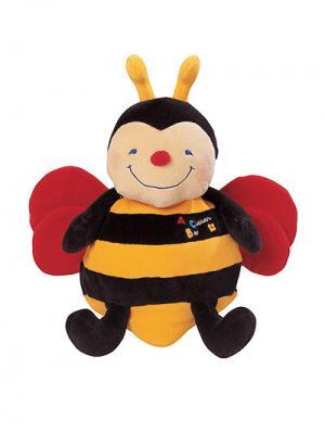 Музыкальная пчелка K'S Kids. Цвет: желтый, красный, черный