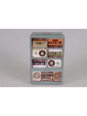 Коробка для бытовых нужд Magic Home. Цвет: голубой