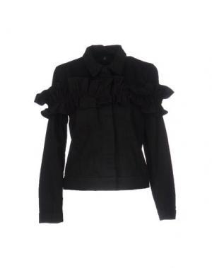 Джинсовая верхняя одежда SIMONE ROCHA X J BRAND. Цвет: черный