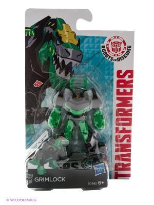 Трансформеры: роботы под прикрытием: Легион Hasbro. Цвет: зеленый