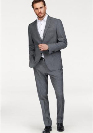 Пиджак Class International. Цвет: серый