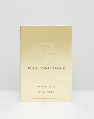 Beauty Extras Салфетки с румянами Mai Couture (50 шт.. Цвет: медный