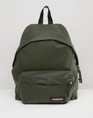 Eastpak Уплотненный рюкзак цвета хаки PakR. Цвет: зеленый