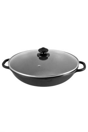 Сковорода Вок 32 см Supra. Цвет: черный