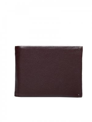 Зажим для купюр Forte. Цвет: коричневый