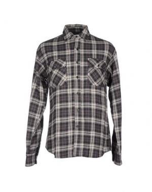 Pубашка BSBEE. Цвет: черный