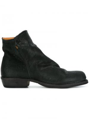 Ботинки Chill Fiorentini +  Baker. Цвет: чёрный