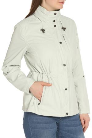 Куртка HARTWEAR. Цвет: молочно-зеленый