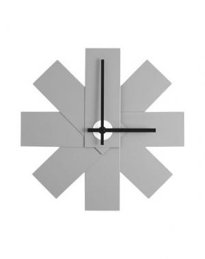 Настенные часы NORMANN COPENHAGEN. Цвет: светло-серый