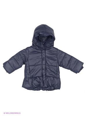 Куртка MANAI. Цвет: синий