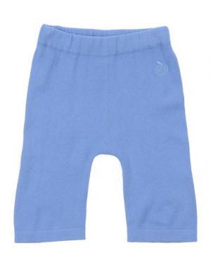 Повседневные брюки BONNIE BABY. Цвет: лазурный
