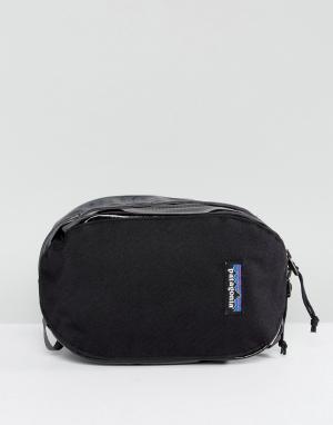 Patagonia Черная маленькая сумка. Цвет: черный