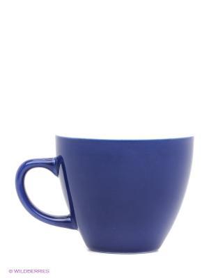 Кружка с кроликом Creature Cups. Цвет: синий