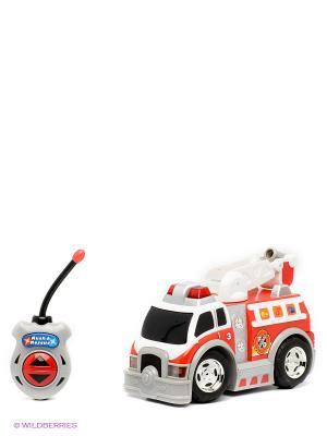 Машина Toystate р/у. Цвет: белый, красный