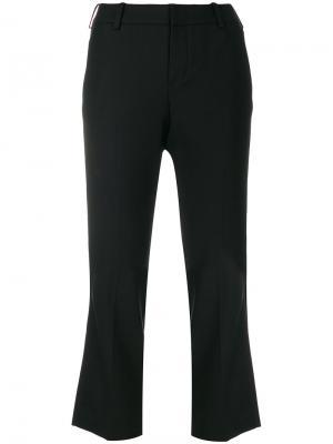 Укороченные брюки Posh Zadig & Voltaire. Цвет: чёрный