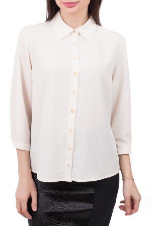 Рубашка Pure. Цвет: пудра