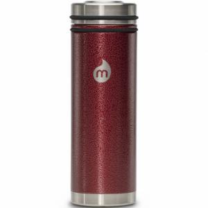 Термобутылка Для Воды MIZU. Цвет: red hammer paint w v lid