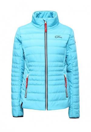 Куртка Five Seasons. Цвет: голубой