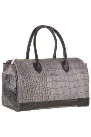 Сумка FLORENCE BAGS. Цвет: серый
